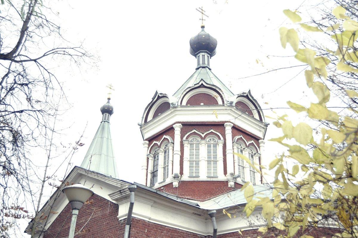 """Церковь """"Всех скорбящих радость"""" - Juliya Fokina"""