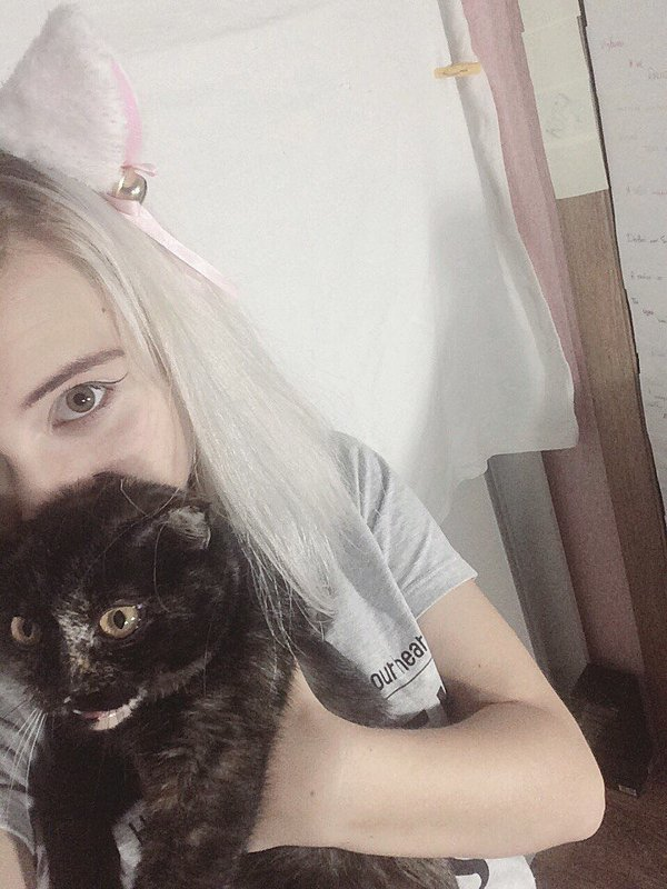 Кошка - Anastasia Hell