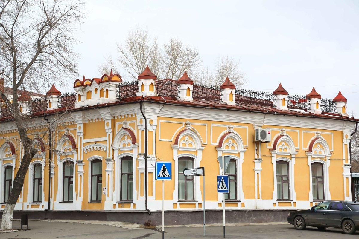 Мой город Павлодар - Марина Щуцких