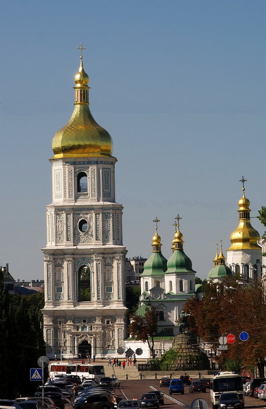 Колокольня Софийского собора г.Киев - Владимир Бровко