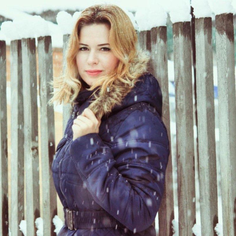Зимний ноябрь - Галинка
