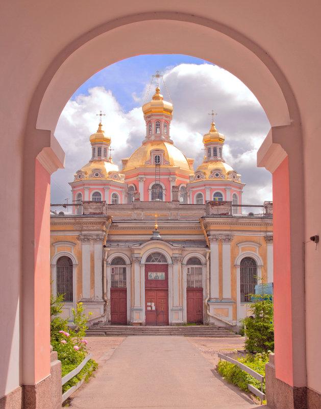Крестовоздвиженский (казачий) собор - bajguz igor