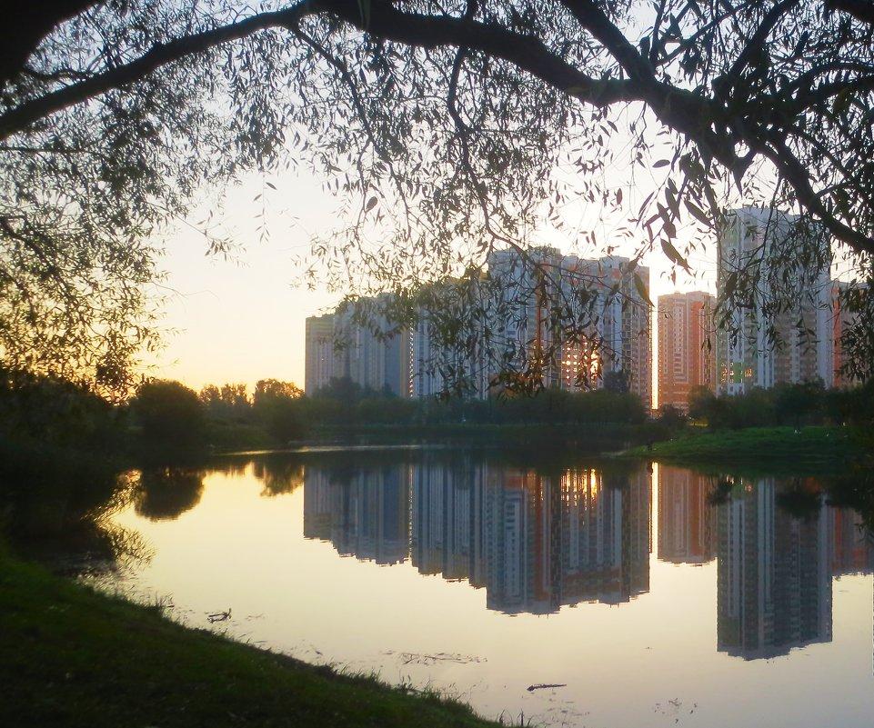 ранним утром в октябре - Елена