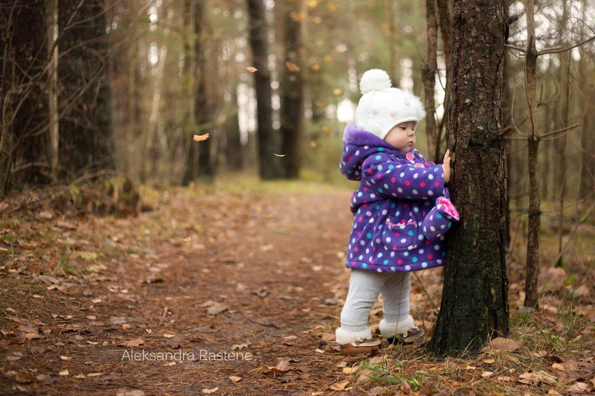 исследуя деревья - Aleksandra Rastene