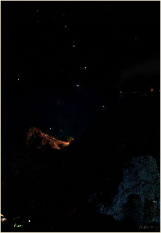 Мой планетарий на берегу Чёрного моря... - Кай-8 (Ярослав) Забелин