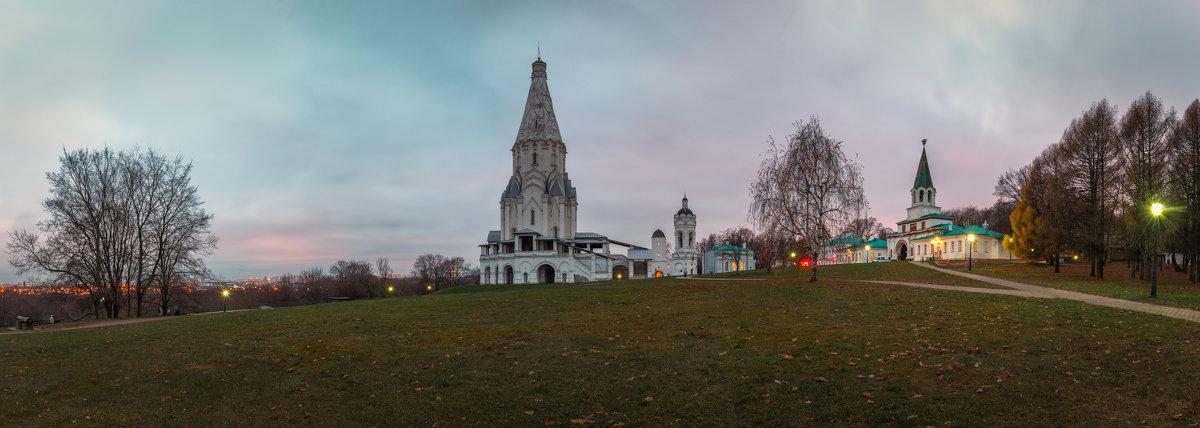Музей-заповедник Коломенское - Борис Гольдберг