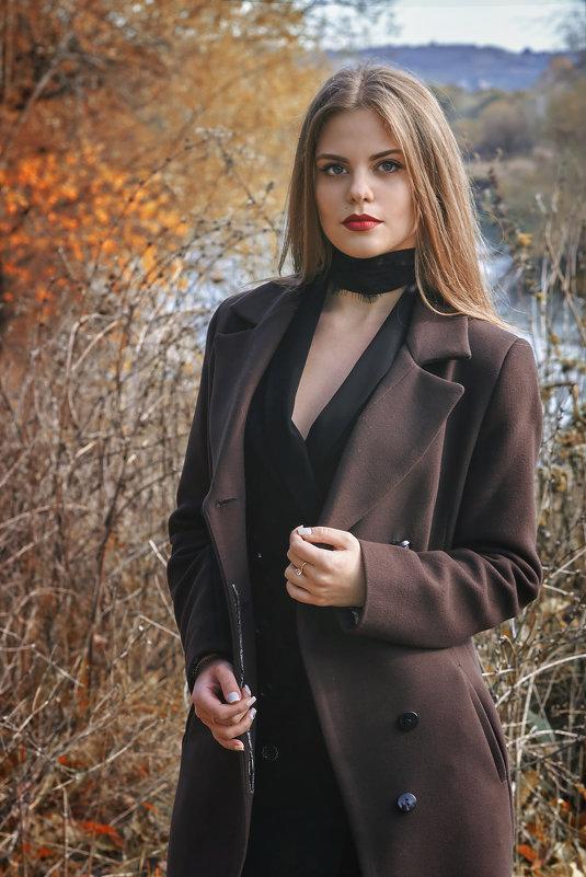 Стильная осень - Darina Mozhelskaia