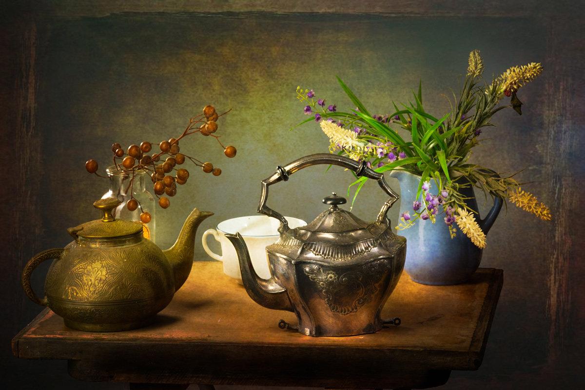 Про чайник и немного про чашку - mrigor59 Седловский