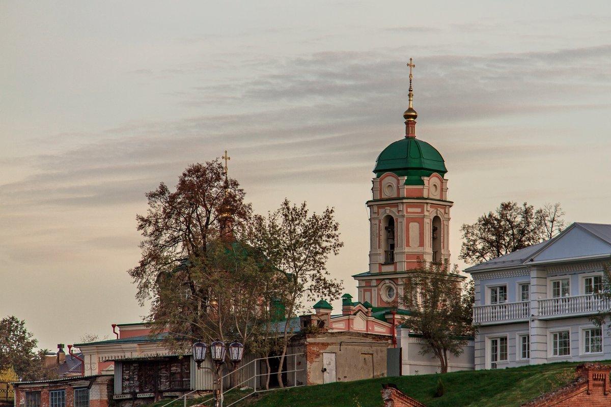 Епархиальный Ильинский женский монастырь - Дмитрий Сиялов