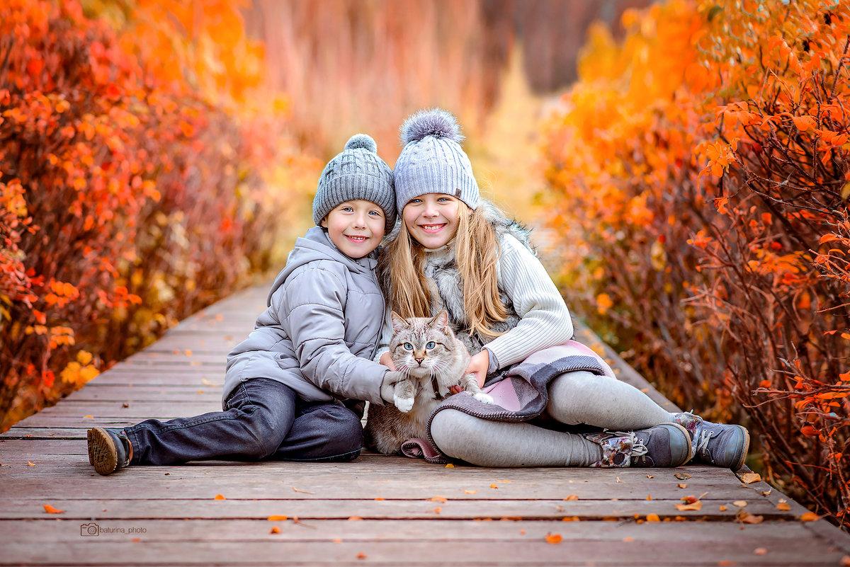 Детская осень - Yulia
