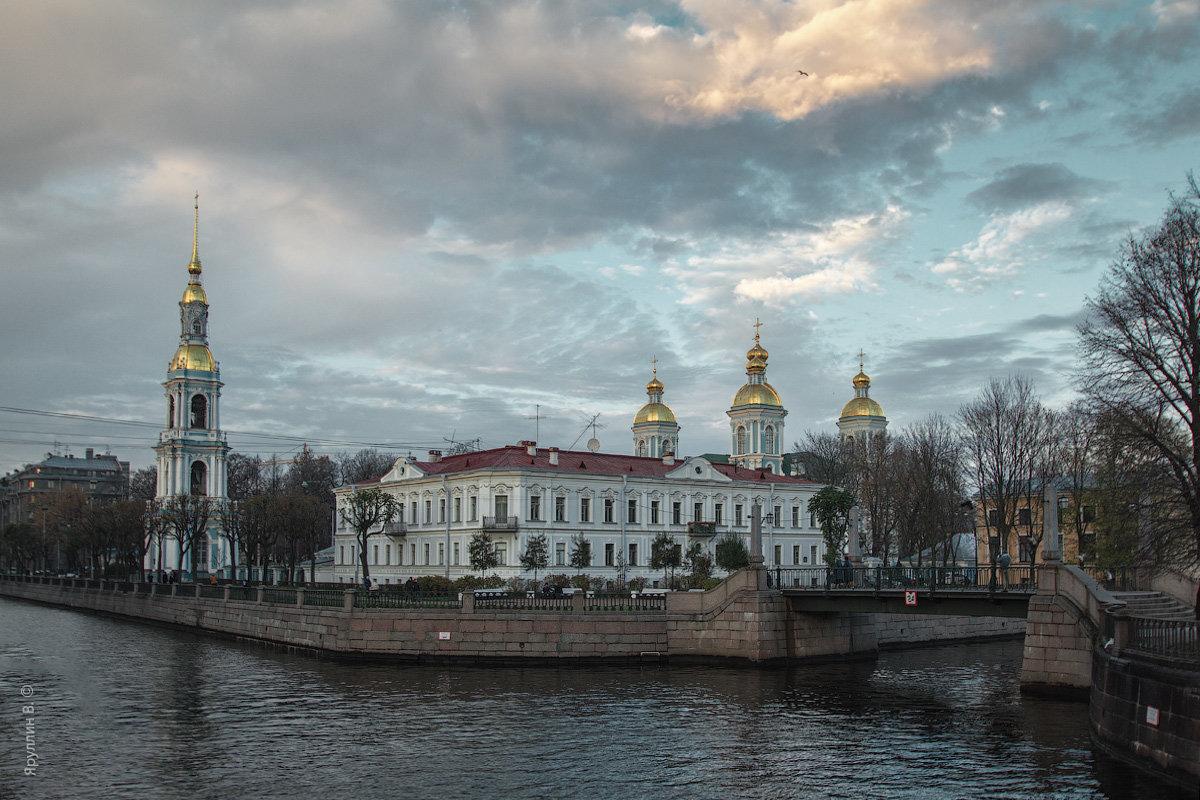 Николо-Богоявленский морской собор - Валентин Яруллин