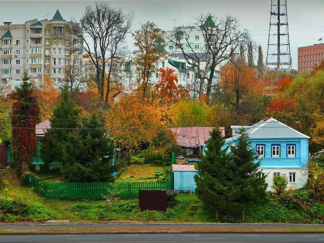 В городе осень! - Владимир Шошин