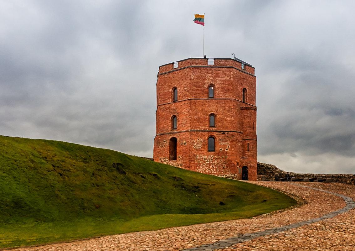 Фрагменты истории...(башня Гедиминаса) - Болеслав (Boleslav)