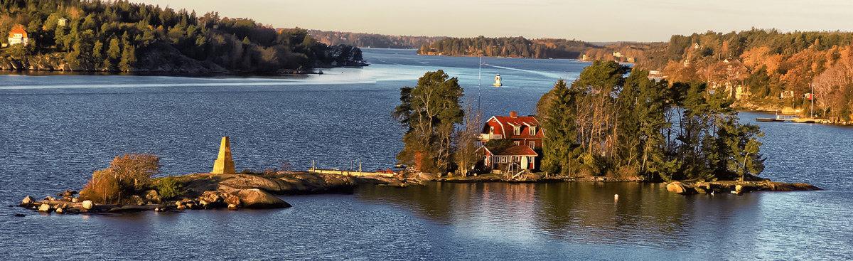 Швеция. - Lidija Abeltinja