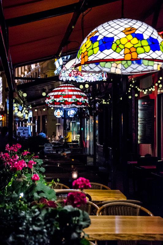 Кафе в Риге - Наталия