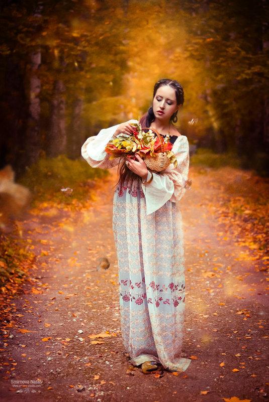 Золотая осень - Фотохудожник Наталья Смирнова