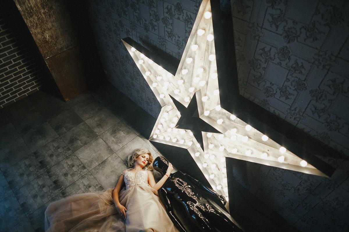 ....fallen star... - Irina Denisova
