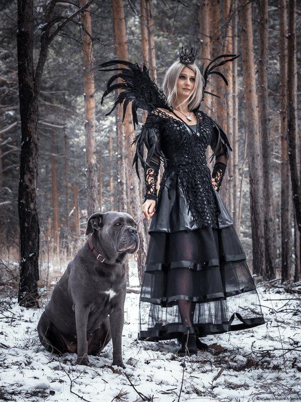 Black queen - Михаил Васильев