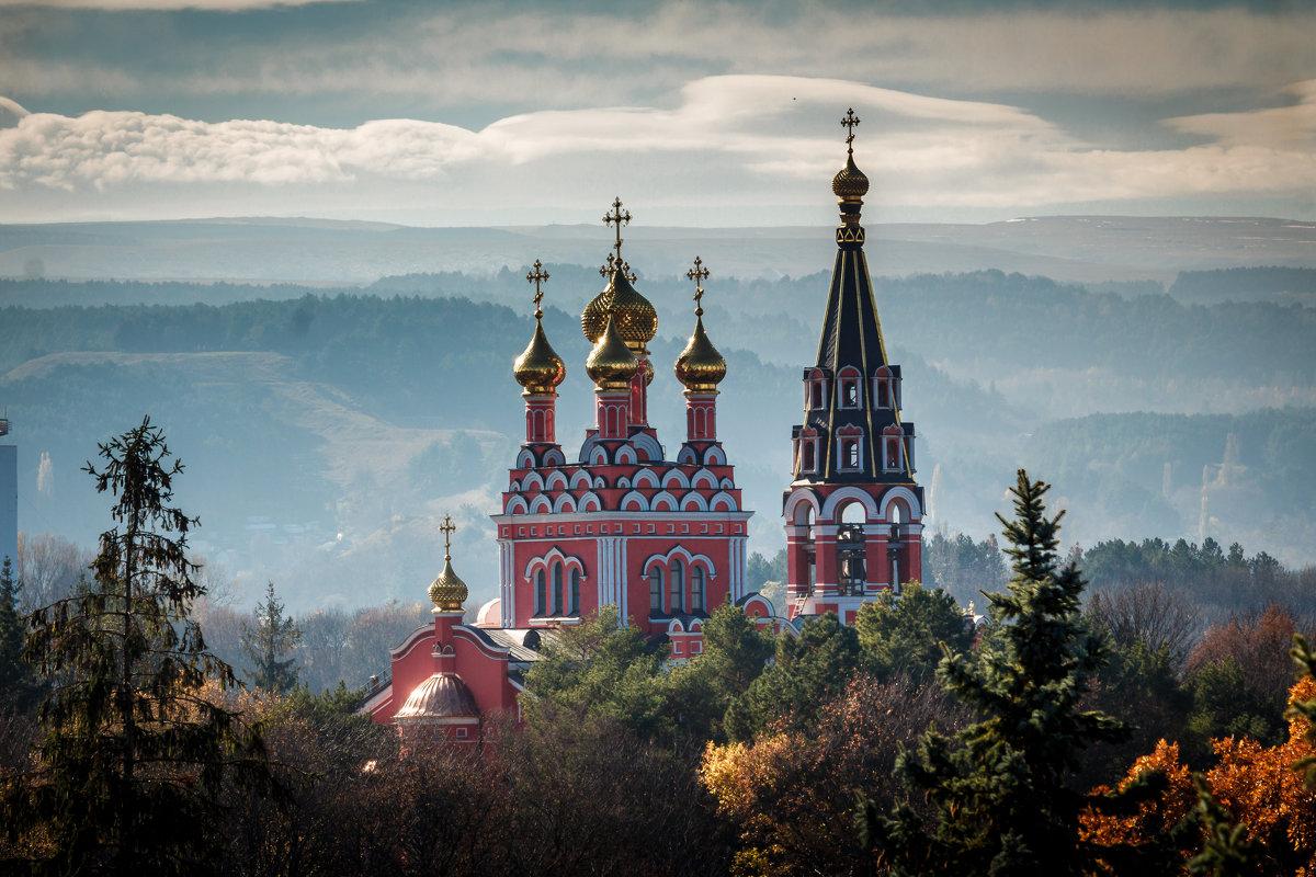 Храм Святого Великомученика и Целителя Понтелеймона - Сергей Балкунов