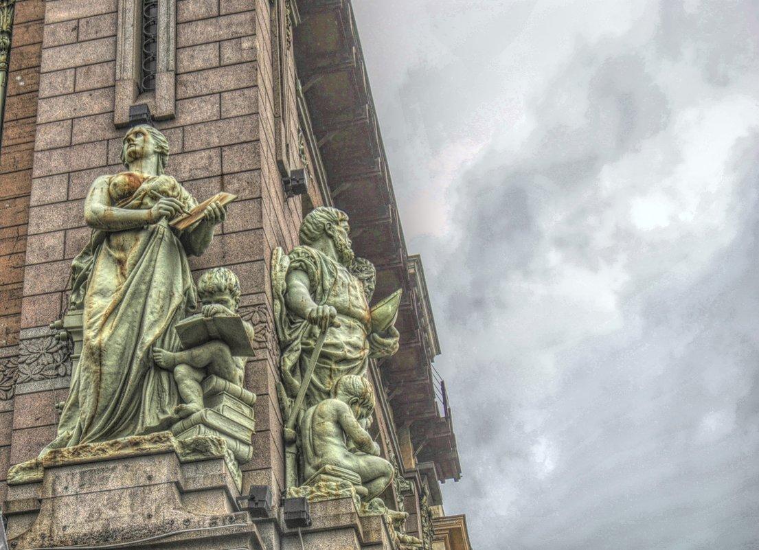 Фрагменты исторических зданий! - Натали Пам