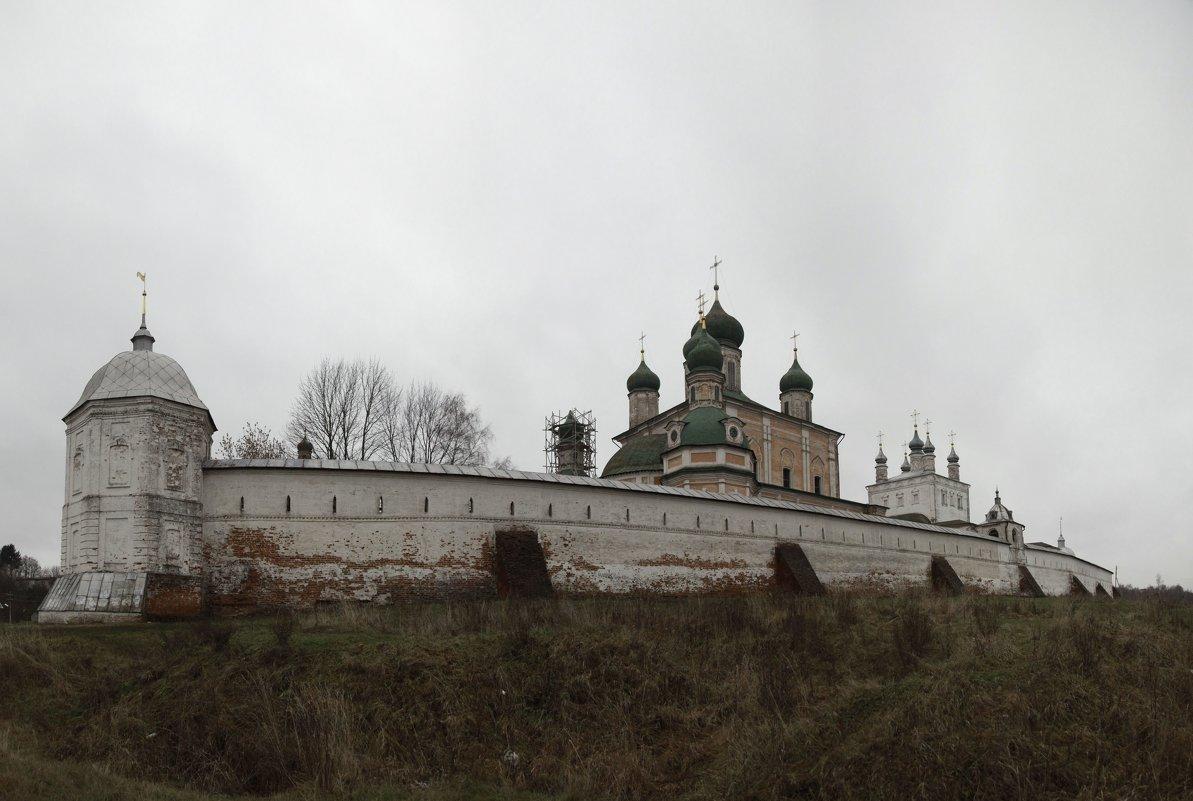 ГОРЕЦКИЙ МОНАСТЫРЬ - Evgeny