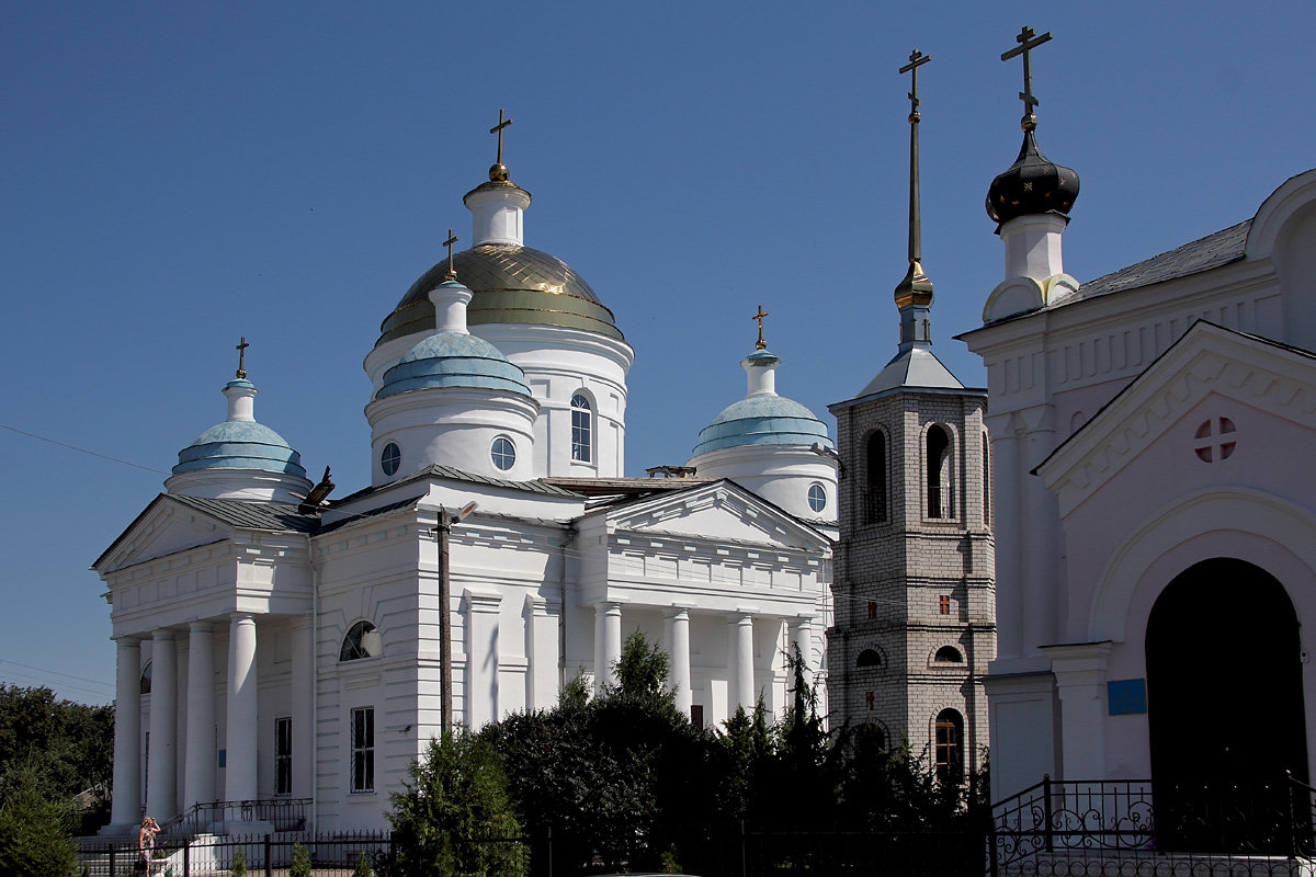 Храмы Мглина. Брянская область - MILAV V