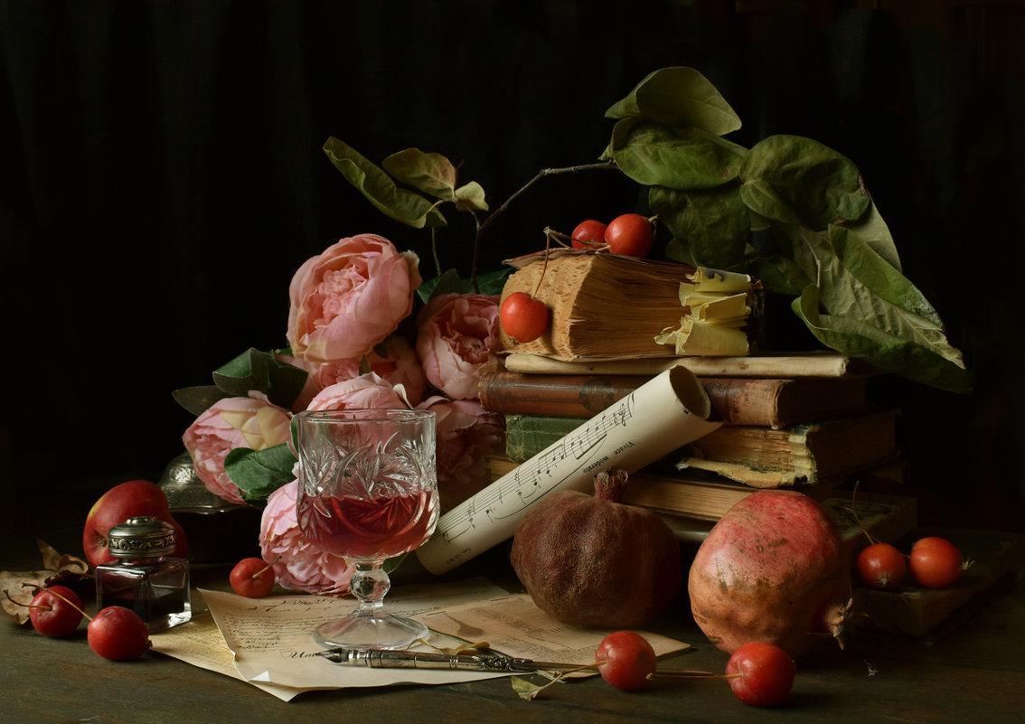 Фруктовое вино - КатяСиника