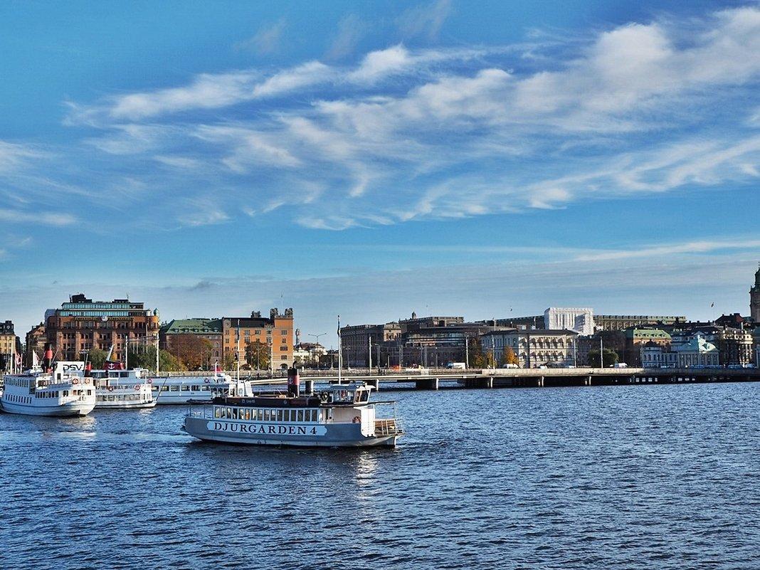 Стокгольм - Swetlana V