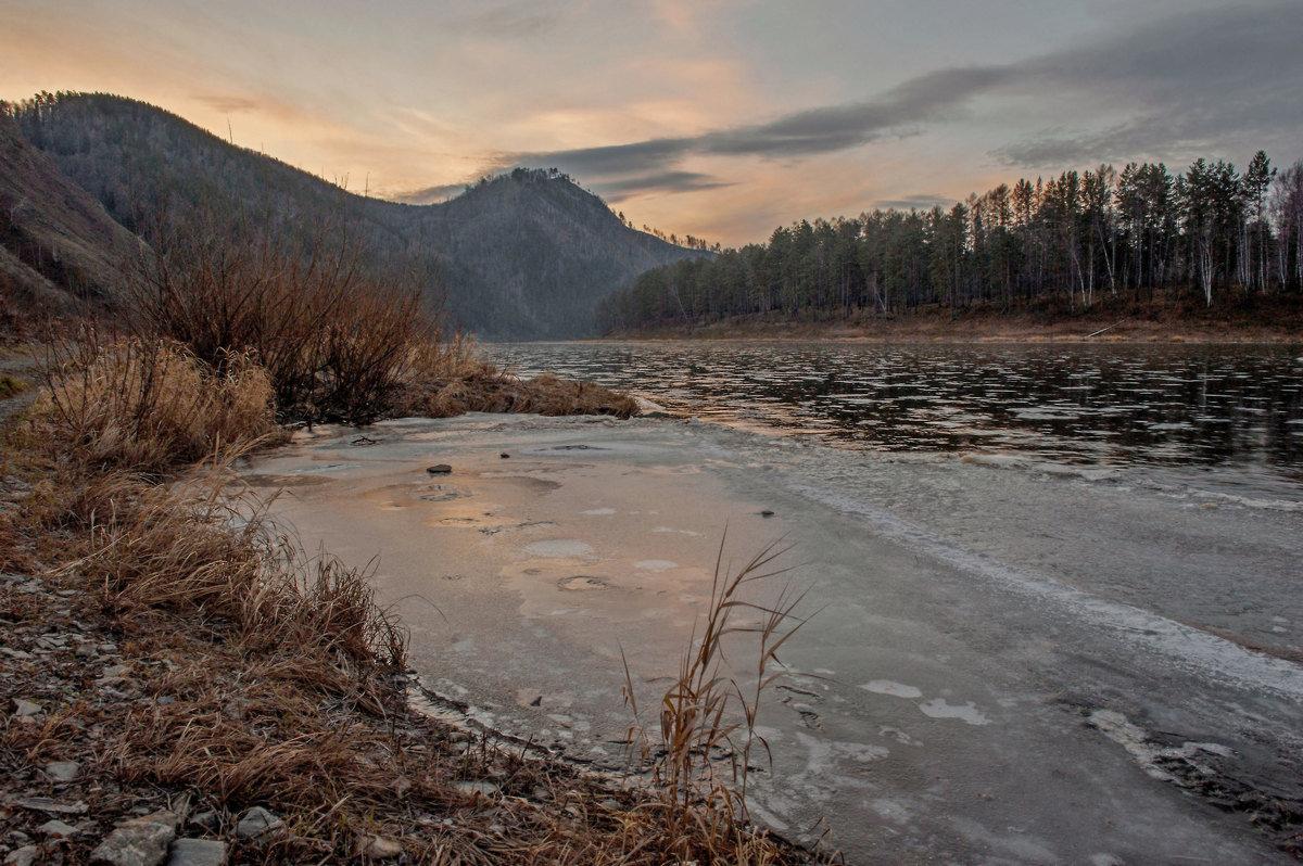 Река Мана... - Сергей Герасимов