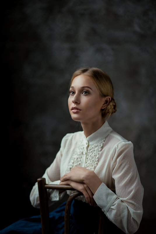 Оля - Ксения Краснова