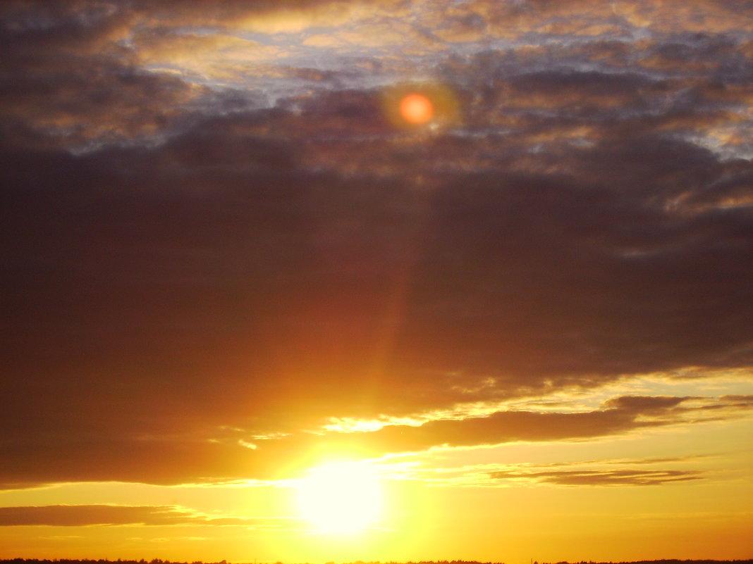 Закат и....планета Нибиру - Валентина Пирогова