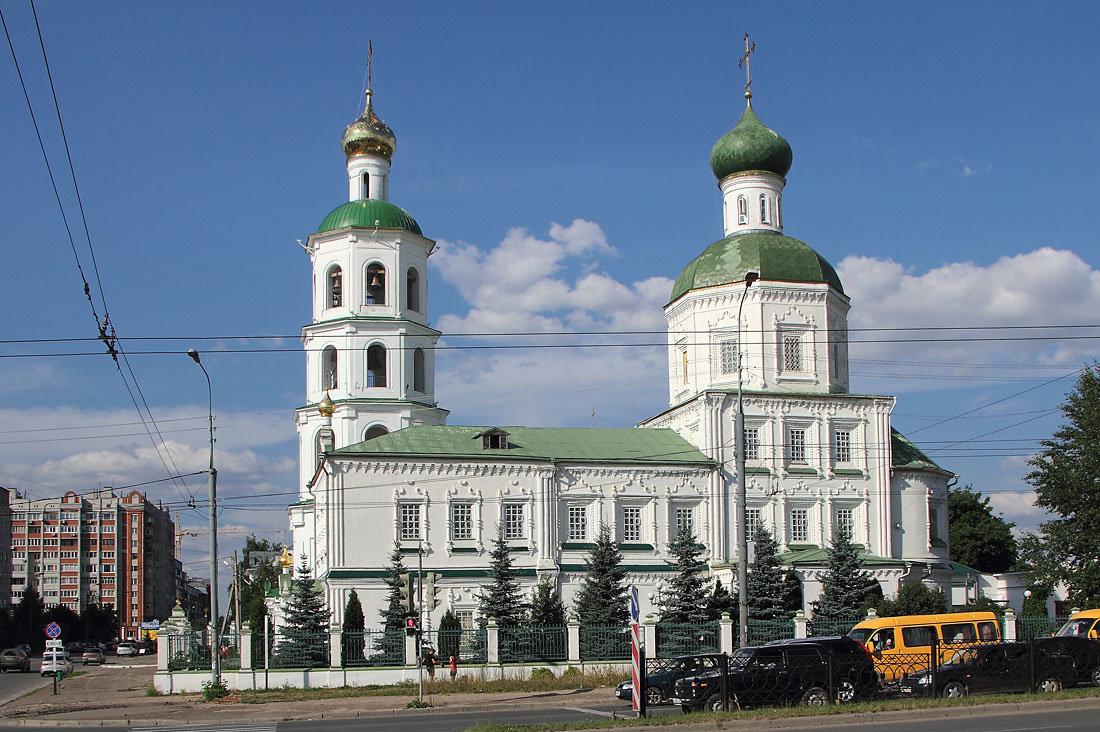 Вознесенский собор. Йошкар-Ола - MILAV V