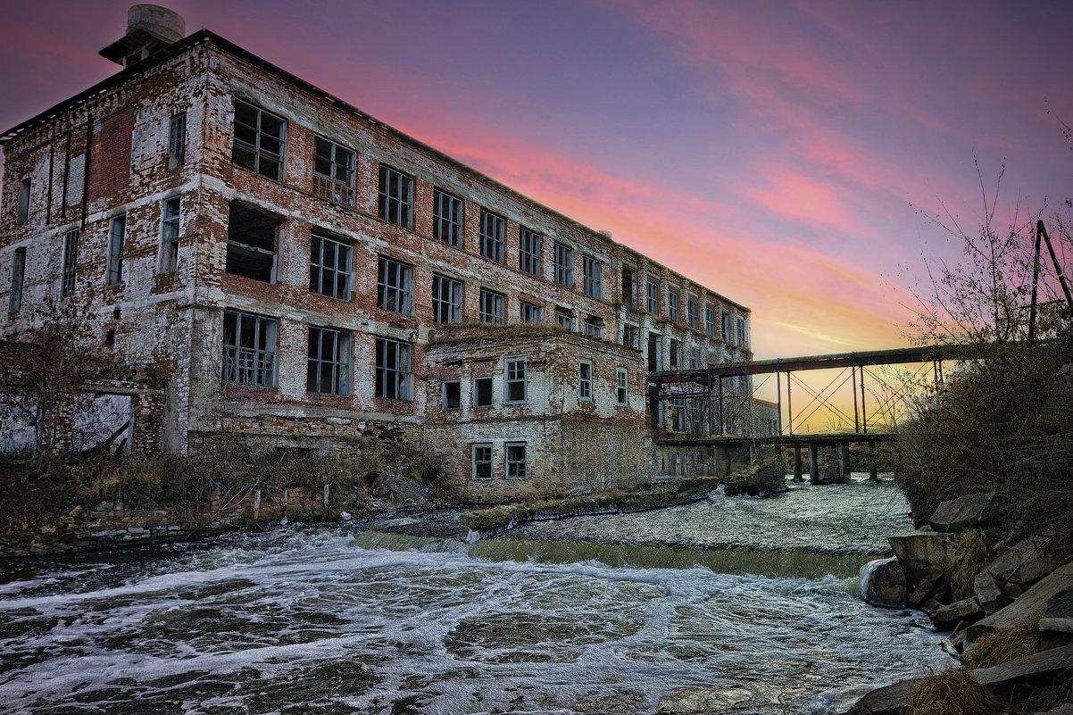 Старая фабрика - Андрей Неуймин