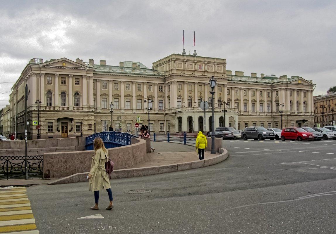 Мариинский дворец - Сергей Карачин