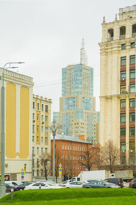 Московские фрагменты - Игорь Герман