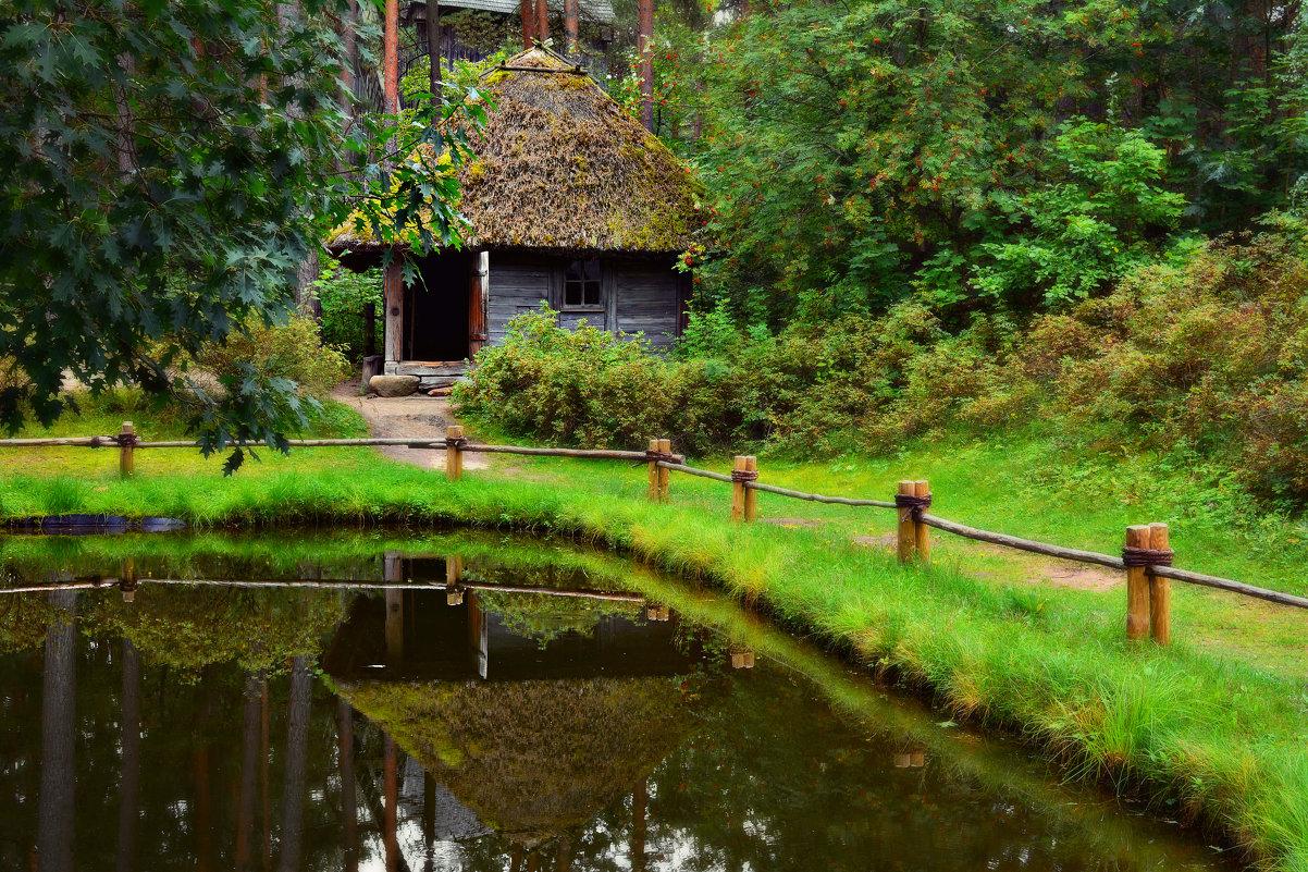 Латвийский этнографический музей - Lanna