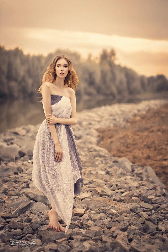 На закате - Marina Semyokhina