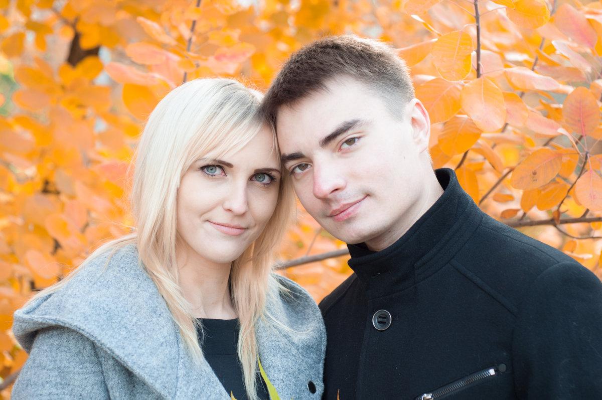Алина и Сергей - Ольга Мартынова