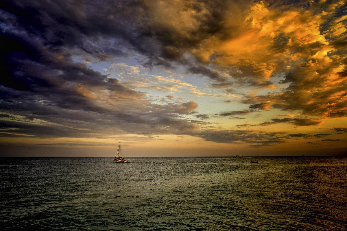 Большие приключения маленького кораблика - Александр Бойко