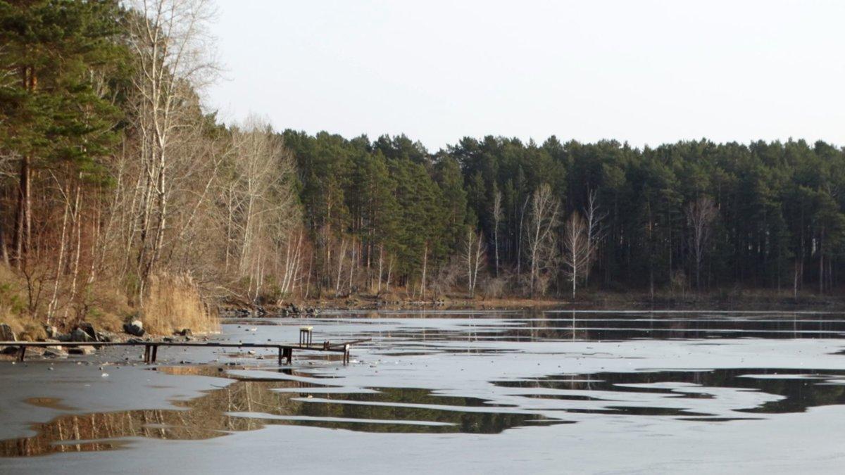первый лёд - Alla Swan