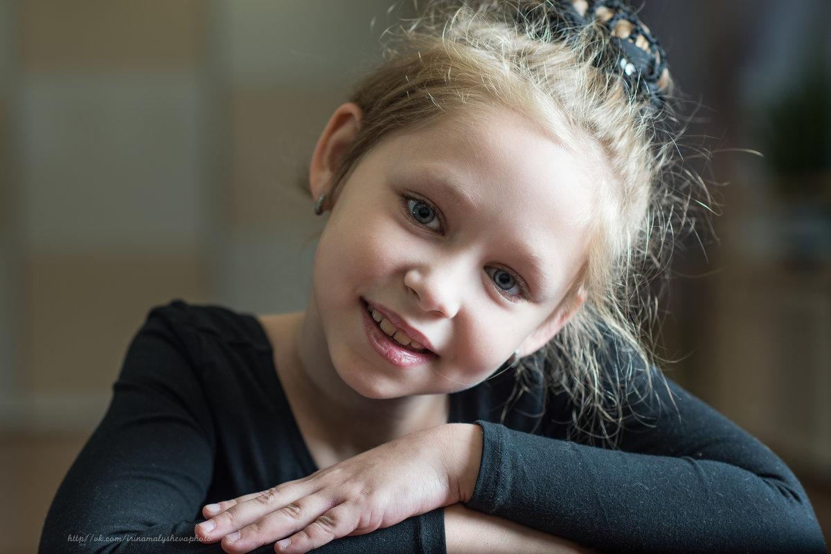 Детский портрет - Ирина Малышева