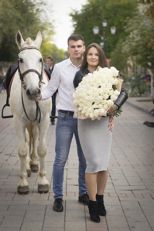 Виктория и Александр - Надежда Меркулова