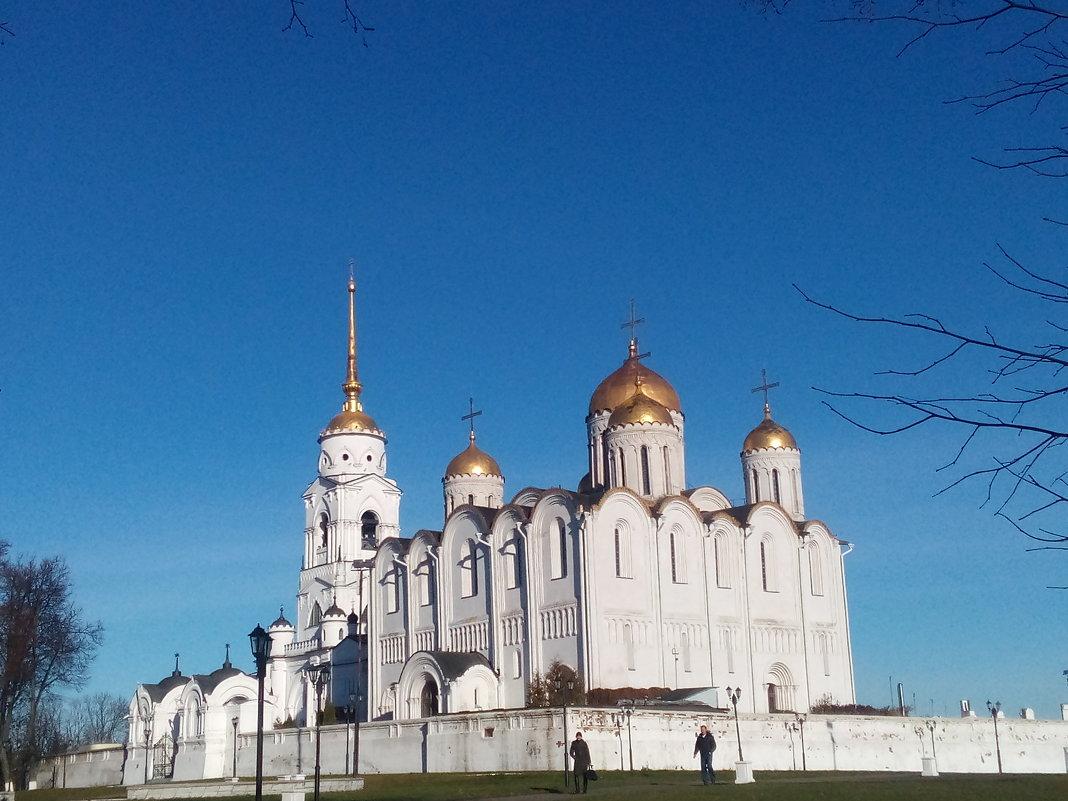 Успенский собор - Евгения Куприянова