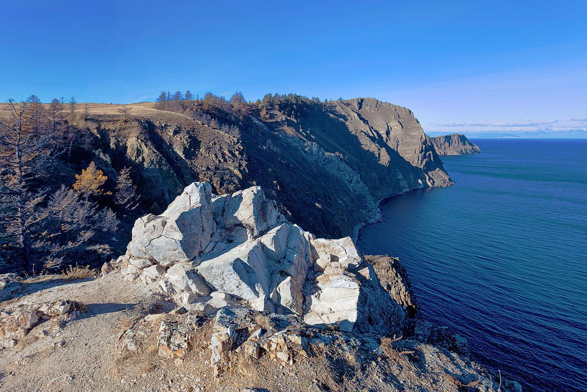 Восточный берег Байкала - Анатолий Иргл