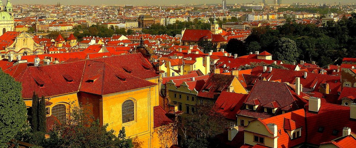 Прага - олег свирский
