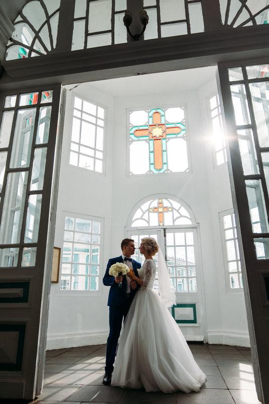 Свадебная фотосессия - Мария Зубова
