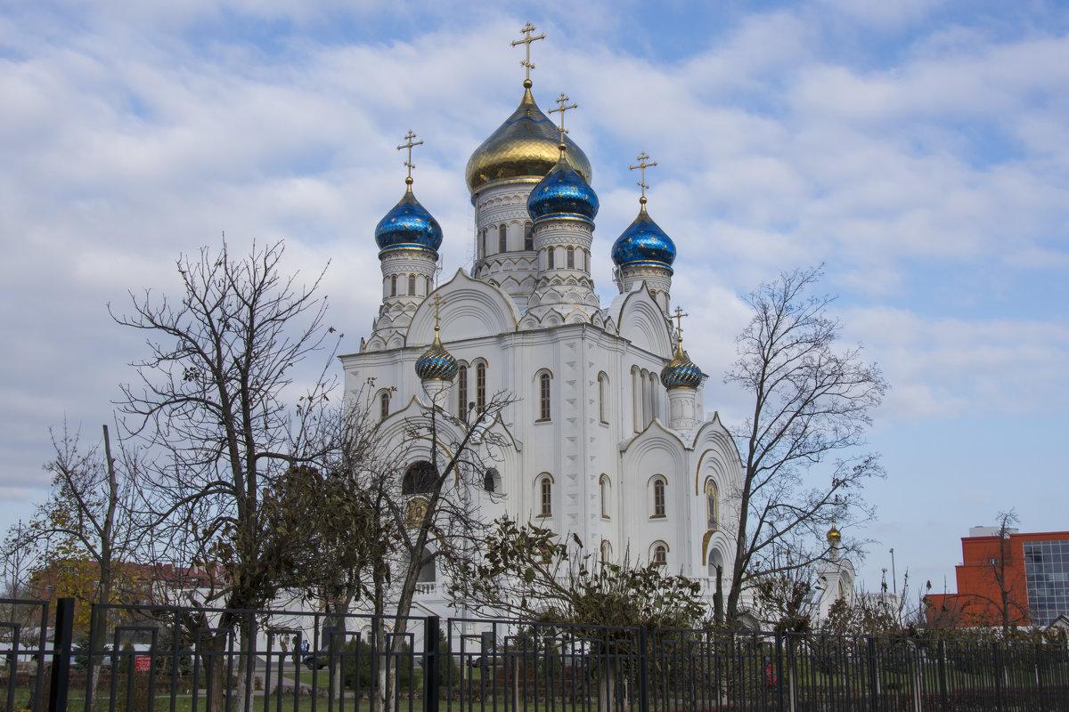 Лиски....Храм... - Сергей К.
