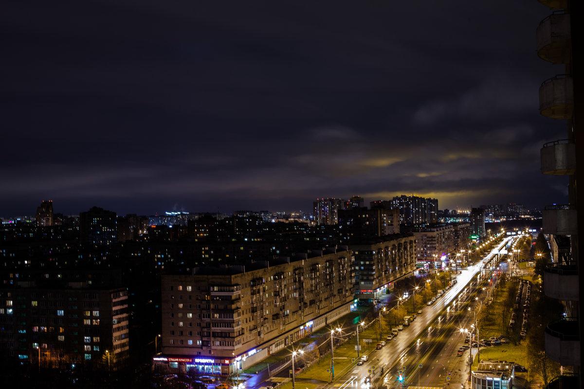 Питер ночь - Кирилл