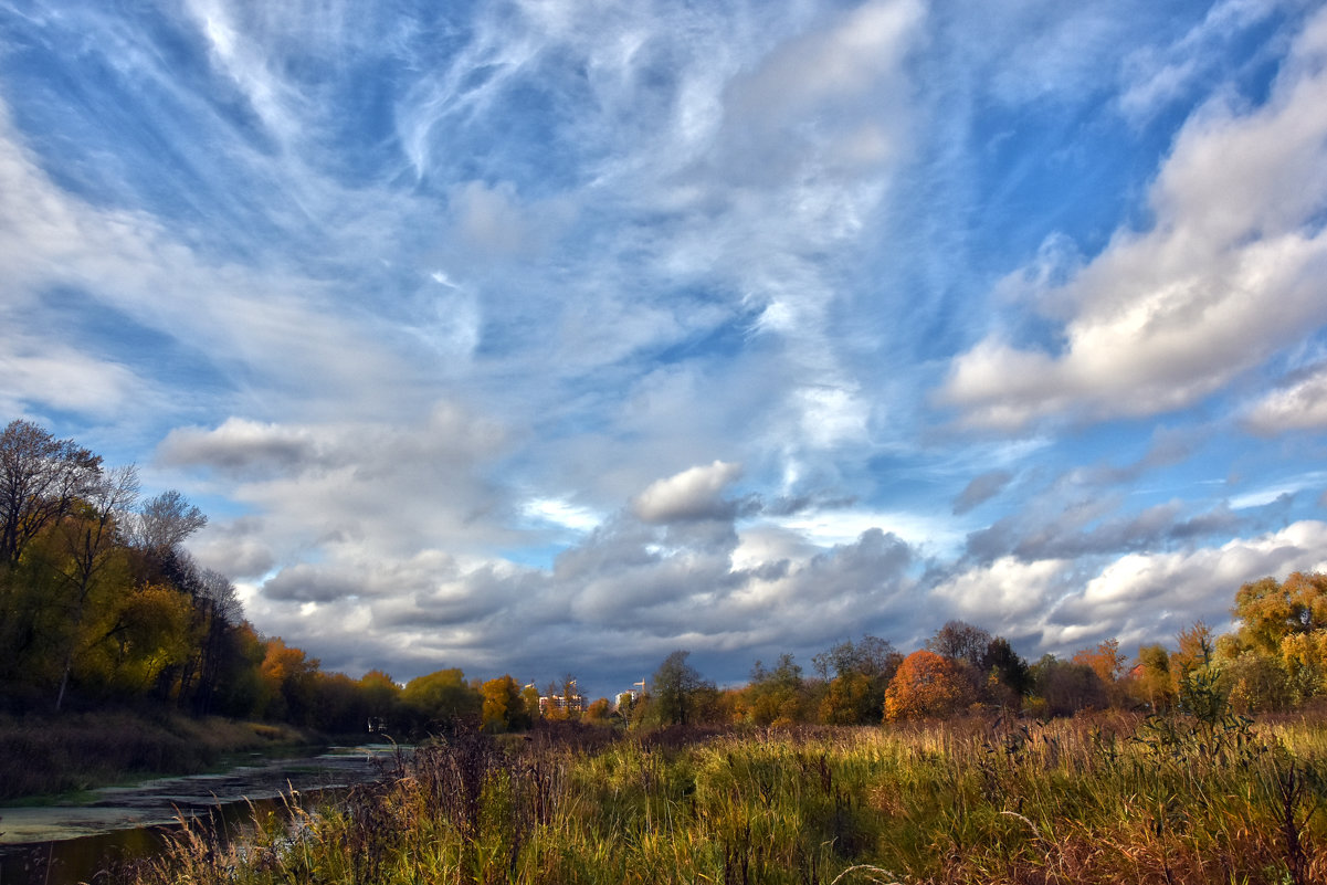 Осенняя река - Oleg S