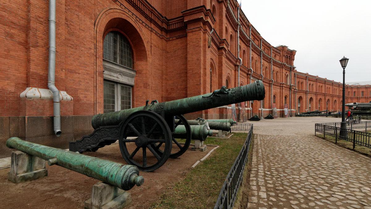 Музей российского оружия - tipchik